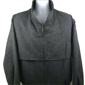 Vintage Pendleton Wool Jacket 3M Thinsulate Zip Up